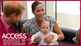 Meghan Markle Makes Sponsorship To Charity In Archie's Name
