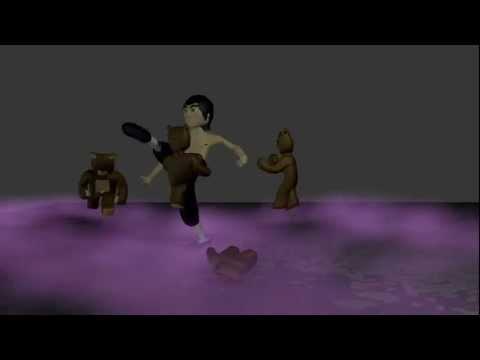 Bruce Lee Vs. the Teddy Bears
