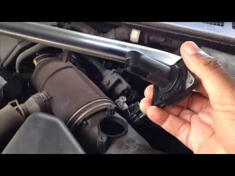 Toyota Camry, Solara, and Corolla Mass Air Flow Sensor Cleaning and Repair
