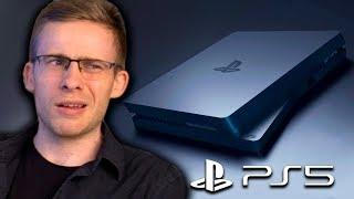 ЭТО PlayStation 5?