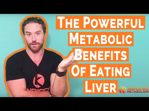 The Powerful Metabolic Benefits Of Eating Liver