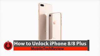 How to Unlock the iPhone 8 & 8 Plus with an Unlocking Service