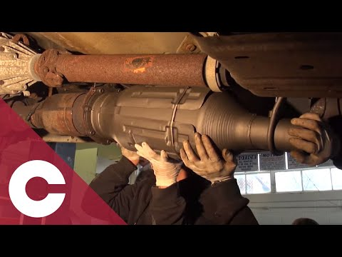 Basic Install Diesel Particulate Filter (Part #6D20000) - Ford F-350 Super Duty