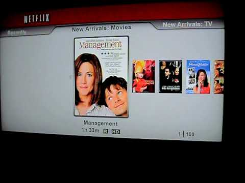 Netflix Instant Streaming on Playstation 3 (better quality)