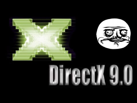 ✔COMO DESCARGAR E INSTALAR DIRECTX 9 PARA WINDOWS 7/8/8.1/10