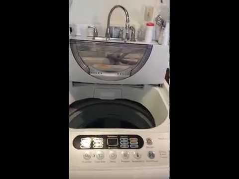 Magic 1.6 cu ft a portable washer machine