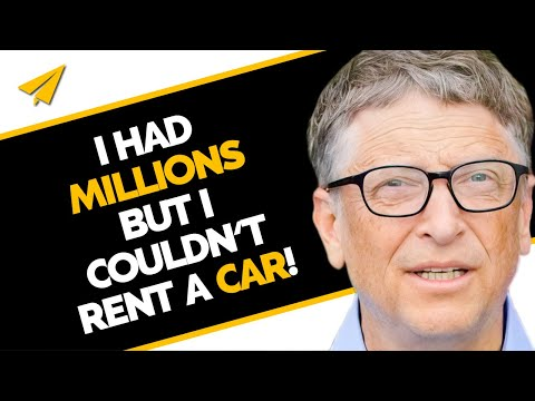 Bill Gates's Top 10 Rules For Success (@BillGates)