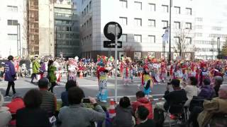 11月20日(日) 青森ねぶた祭り@東京 新虎祭り 東北六魂祭パレード
