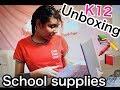 Download K12 LAPTOP UNBOXING  , VIRTUAL ACADEMY HOMESCHOOL SUPPLIES / JASSIE MP3,3GP,MP4
