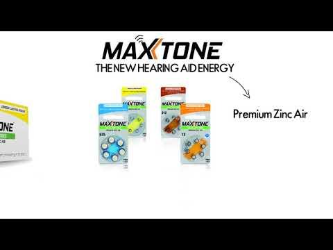 Maxtone Hearing Aid Batteries
