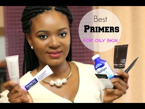 Oily Skin Fix | Holy Grail Primers For Oily Skin