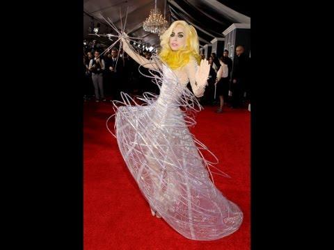 Grammy Glam Event 2012: Fashion Predictions Lady Gaga