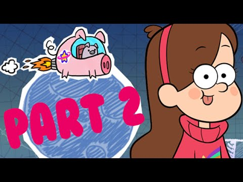 Mables Doodle Blaster Gravity Falls Let's Play Part 2