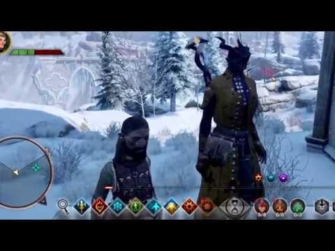 Dragon Age: Inquisition Glitch - Weird.