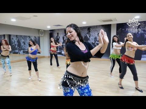 Beginners Level 1 Belly Dance at Fleur Estelle Dance School
