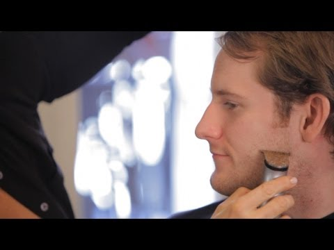 How to Trim Sideburns | Men's Grooming