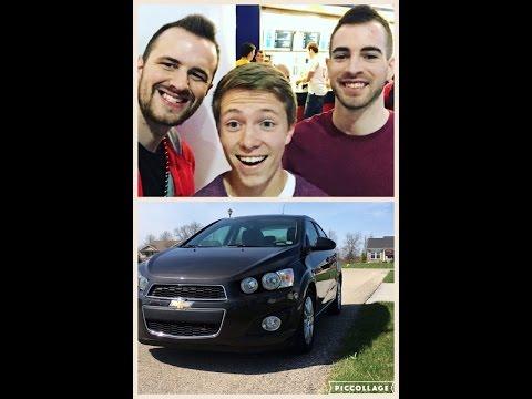 vlog#3 (New Car,meeting KYR SP33DY and Joel)