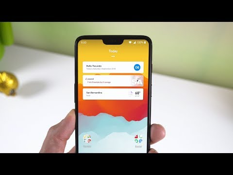 What's on my OnePlus 6? (Android Pie)