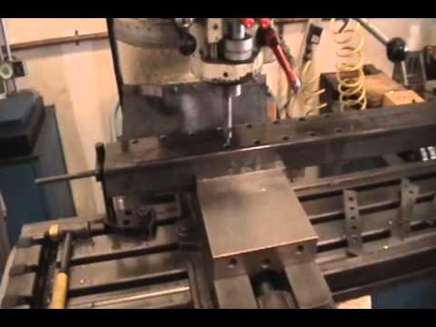 Motorcycle Frame Jig Fabrication Part 1