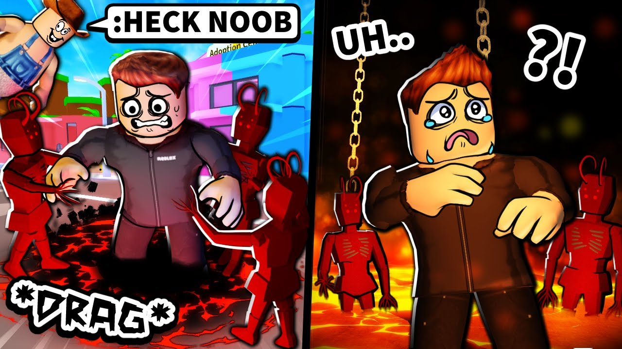 We made HECK with Roblox admin... it was disturbing