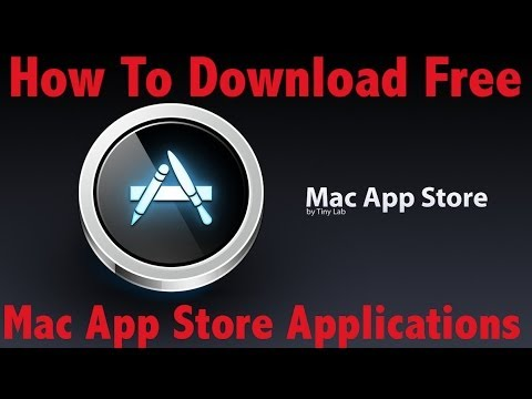 How To Download Mac App Store Applications For Free!