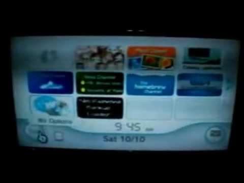 Wii Unlock Ver 4.2 Working Dec 20 2012 Video Proof