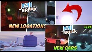 Jailbreak Cars