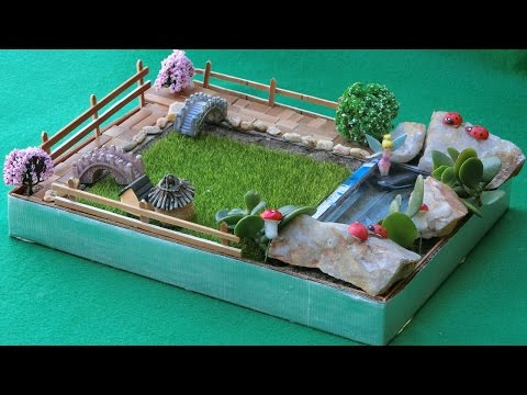 DIY Miniature Fairy Garden #4 | Easy Crafts ideas