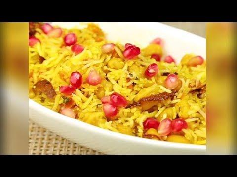 How To Make Kabuli Chana Pulao at Home | Homemade Kabuli Chana Pulao Recipe | Easy Pulao Recipe