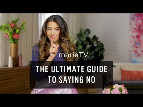 The Ultimate Guide To Saying 'No'