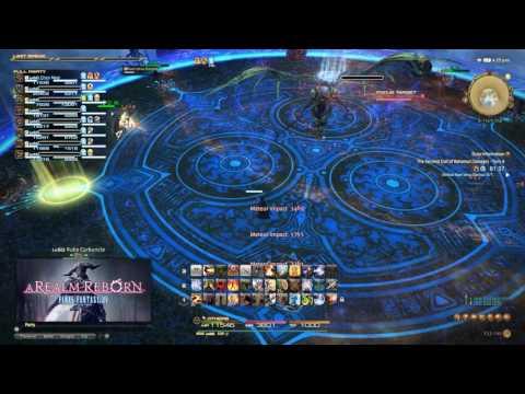 Final Fantasy XIV Nael Deus Danus Savage T9S Unsync