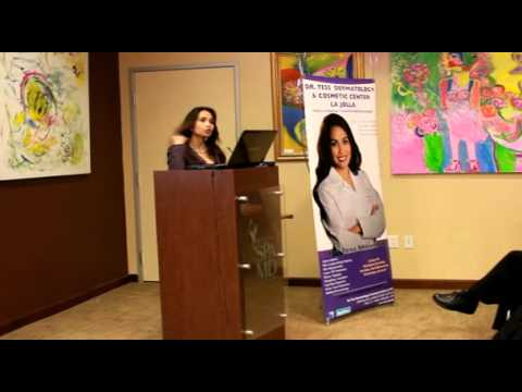 Dr. Tess Dermatology & Cosmetic Center La Jolla Open House Presentation