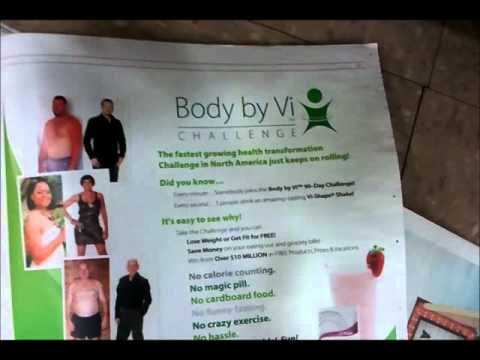 Body by Vi inside USA Today Is This A Clue?