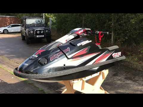 Limited Edition Yamaha Superjet - DJR Ltd Custom Build - Jetski Freestyle & Freeride - FOR SALE