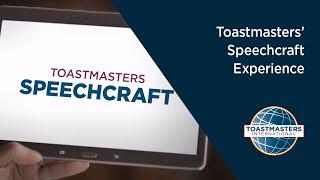 Toastmasters' Speechcraft Experience