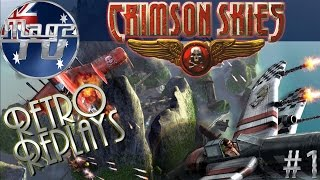 Classic Game Room - CRIMSON SKIES: HIGH ROAD TO REVENGE