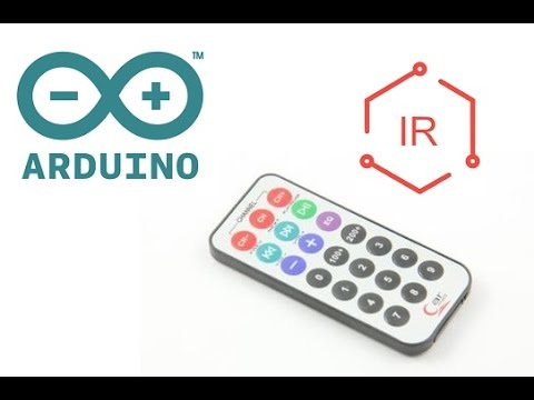 Infrared (IR) Remote control. Arduino