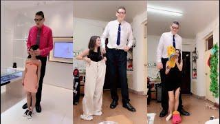 Tallest Boy Ft Short Girl Couple
