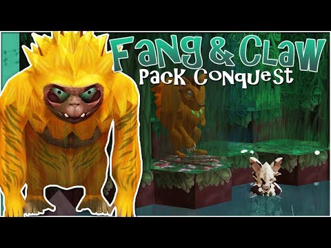 Miracle on a Doomed Island!! 🌿 Niche: Pack Conquest! Extreme Challenge! • #36