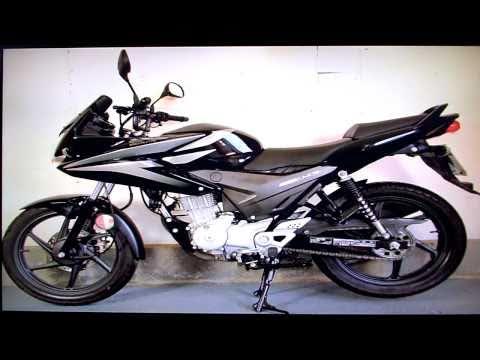 Honda CBF125 2009 2.5K FHSH HPI clear £1 Start
