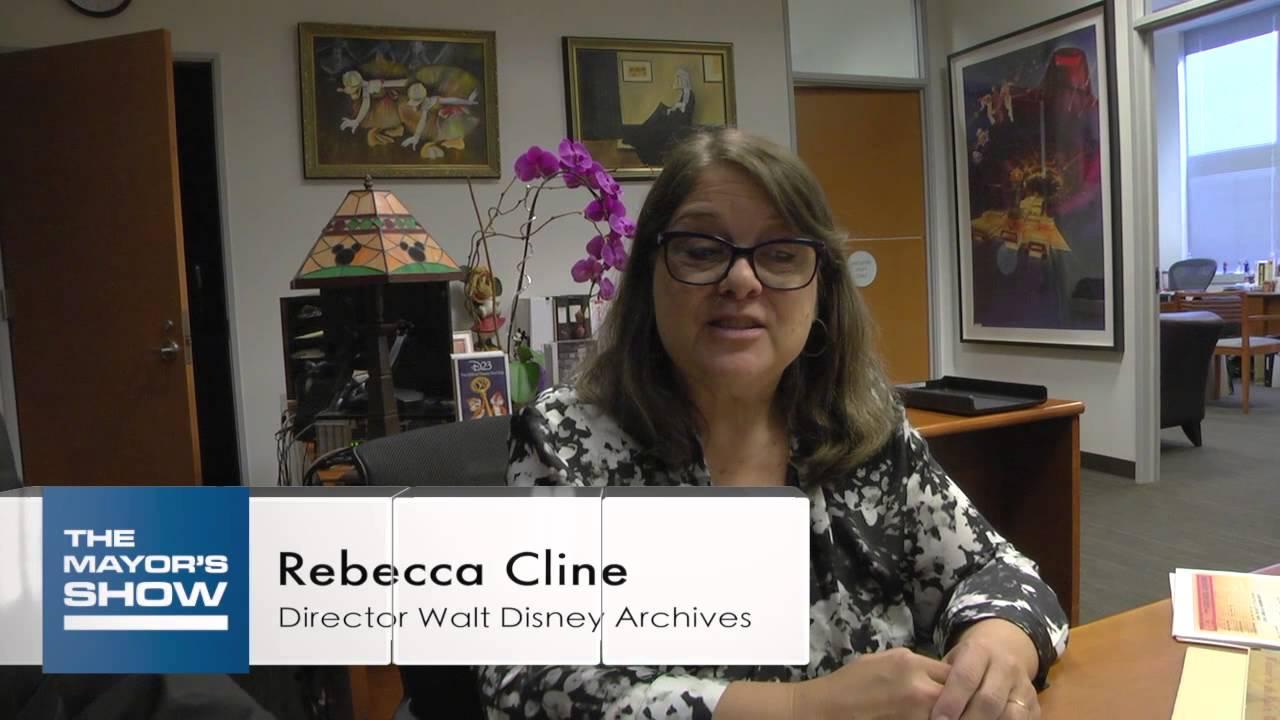 The Mayor's Show - Tour of Disney Studios in Burbank