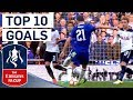 The Best Emirates FA Cup Goals Of 201617 From The Archive