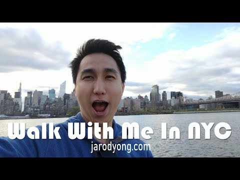 Dear Malaysia, Walk With Me In NYC