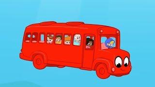 Schoolbus Morphle Goes Underwater! Morphle kids Bus videos!