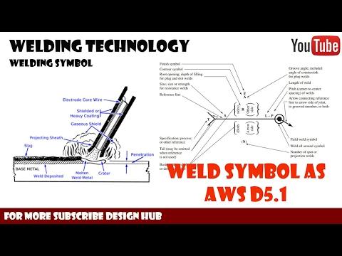 Welding Symbol as per AWS(American Welding Society ) for Mechanical Designer -part 3