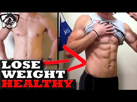How to Lose Weight the Healthy Way - #1 Principle