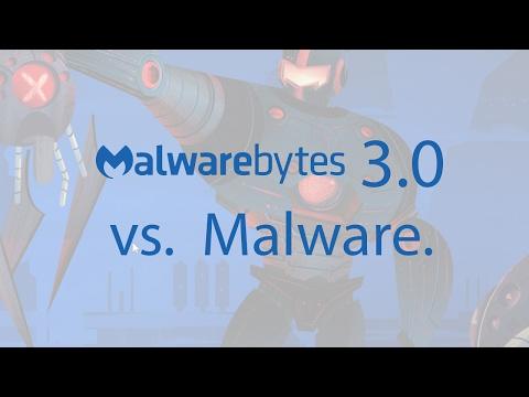 MalwareBytes 3.0 Review - Part 2 - Malwarebytes vs Malware