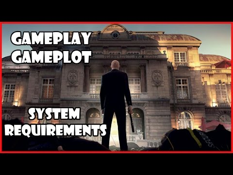 Hitman 2016 - System Requirements & Release Update PC