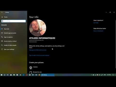 Windows 10 Spring Creators update review part 4 Settings app changes
