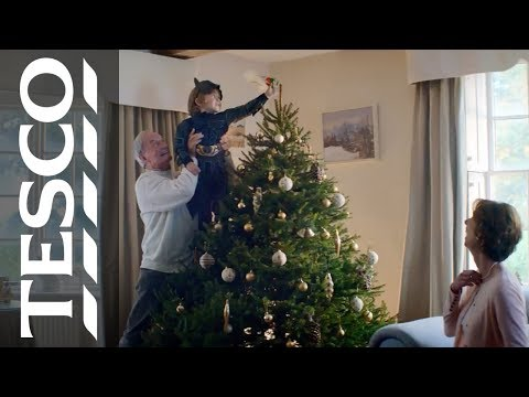 Lights on | Tesco Christmas Advert 2014